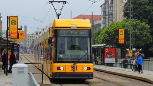 ドイツ 電車