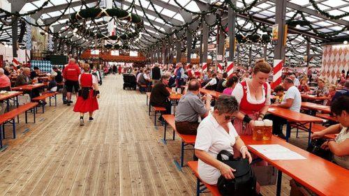 オクトーバーフェスト(Frankfurter Oktoberfest)