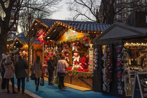 クリスマスマーケット(Frankfurter Weihnachtsmarkt)
