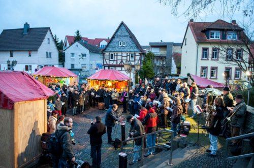エシュボルン クリスマスマーケット Eschborn