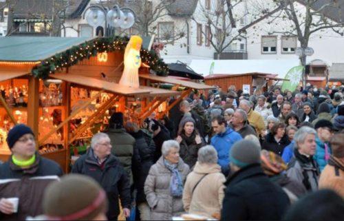 オーバーウルゼル クリスマスマーケット Oberursel