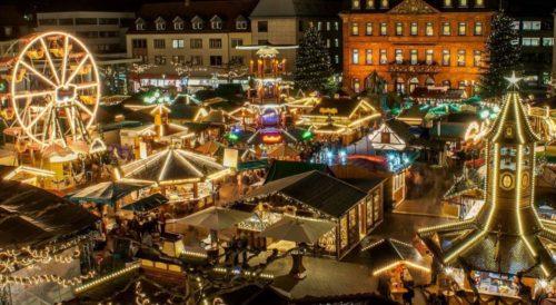 ハナウ クリスマスマーケット Hanau