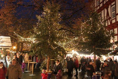 メルズンゲン クリスマスマーケット Melsungen
