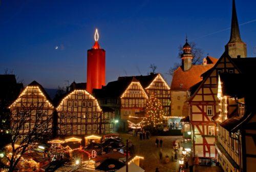 シュリッツ  クリスマスマーケット Schlitz