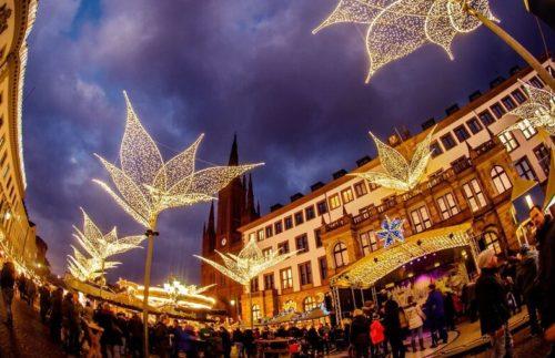 ヴィースバーデン クリスマスマーケット Wiesbaden