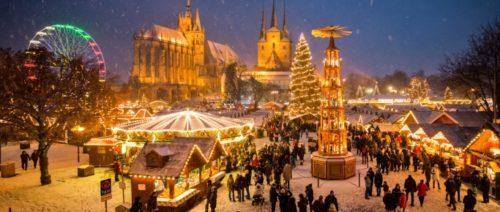ダルムシュタット クリスマスマーケット Darmstadt