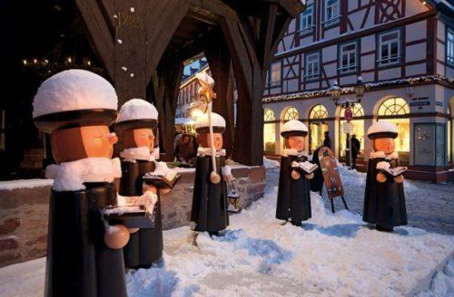 ミヒェルシュタット クリスマスマーケット Michelstadt